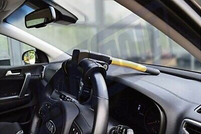 Maypole MP9045 Steering Wheel Lock Anti Theft High Security Motorhome, 4X4's etc