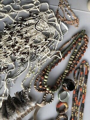 Tribal Earthy Festival Accessories Bulk Lot - Costume - Styling