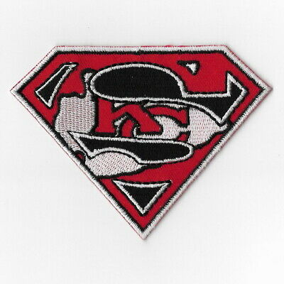 Kansas City Chiefs III iron on patches embroidered patch applique badge emblem