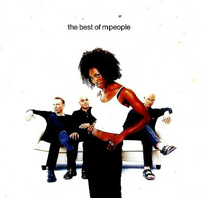 M People - The Best Of [NO CASE] CD Album Greatest Hits