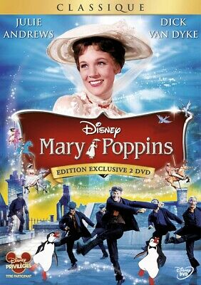 Robert Stevenson - Mary Poppins - Édition Exclusive