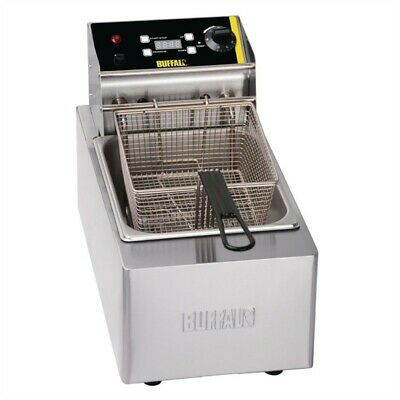Buffalo Fryer with Timer 5L