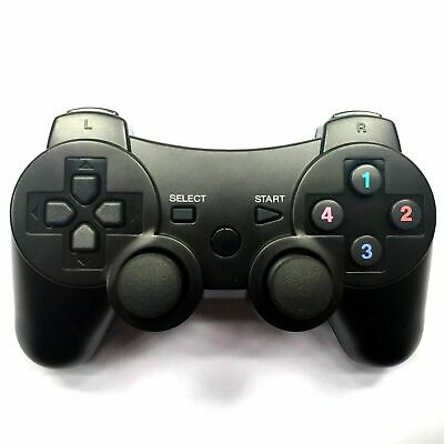 Ps3 Controller New Bluetooth Wireless Gamepad Joystick Remote For Playstation 3