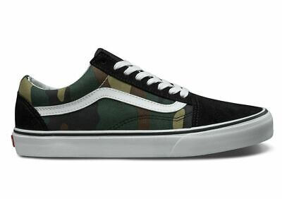 MEN'S VANS OLD Skool High Top Skate Trainers Size Uk 9.5
