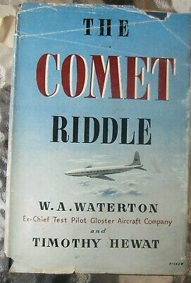THE COMET RIDDLE by W.A. WATERTON & TIMOTHY HEWAT