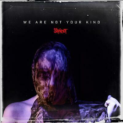Slipknot – We Are Not Your Kind  (New/Sealed) Cd