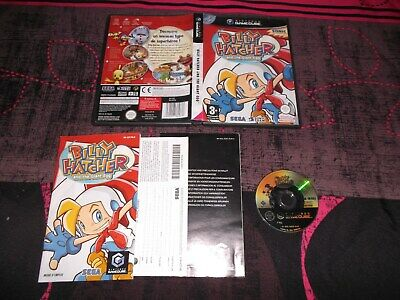 jeu nintendo game cube billy hatcher and the giant egg complet fr