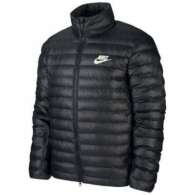 Nike NSW Synthetic-Fill Puffer Jacket Black Winter Outdoor Hiking BV4685-010