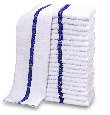 """Bar Mop Towel 16""""X19"""" 12 Pack, 24 Pack, 48 Pack, And 60 Pack, Springfield Linen"""