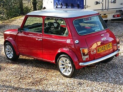** NOW SOLD ** Classic Mini Cooper Sport On Just 26850 Miles From New