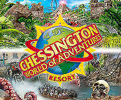 Chessington World Of Adventures Ticket(s) - Sunday 22nd March 2020