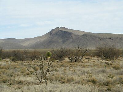 10 Acres in West Texas (Hudspeth County, next to El Paso County)
