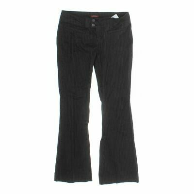 Unionbay Girls  Dress Pants size JR 13,  black,  cotton, polyester, spandex
