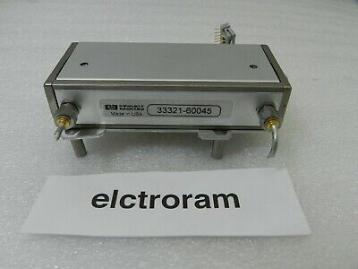 Keysight/Agilent/HP 33321-60045 Programmable Step Attenuator 15VDC