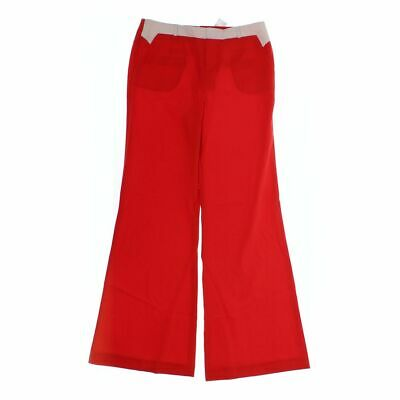 VERO MODA Women's Dress Pants size L,  red,  new with tags