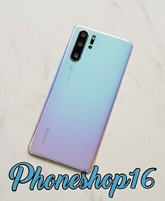 Original Huawei P30 PRO Akkudeckel Deckel Linse Backcover Breathing Crystal A
