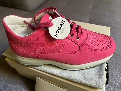 Hogan Sneakers Donna-Junior , size 35, stupende! Nuove !