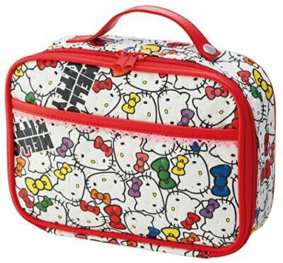 SKATER non-woven fabric diapers pouch Hello Kitty face BOMP1