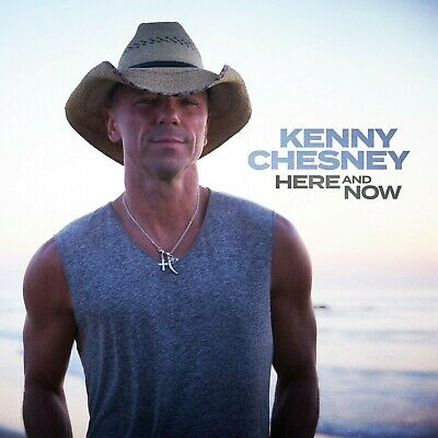 *PREORDER* Kenny Chesney Here and Now 2020 5/1/20 Physical CD FREE SHIPPING!