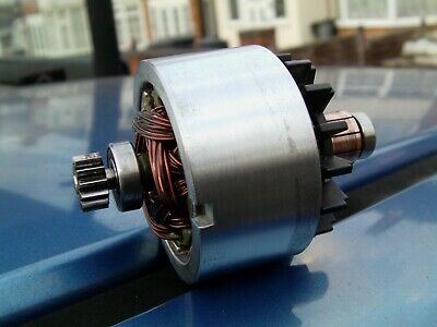 Genuine Milwaukee M18 Dc Motor Assembly For Milwaukee Hd18Pd 18V Hammer Drill