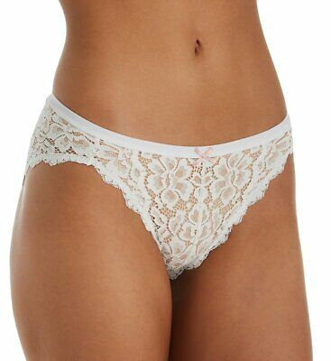 Maidenform DMCLBK Sexy Must Haves All Over Lace Bikini Panty