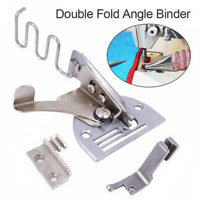 Double Fold Angle Binder Quilt Binder Attachment Bias Binding Set Sewing  Master