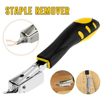 AU Professional Heavy Duty Upholstery Staple Remover Nail Puller Office Tool New
