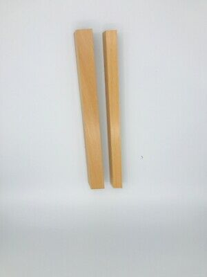 50cm Solid BEECH  WOOD pull handles for cabinets drawers closets kitchens