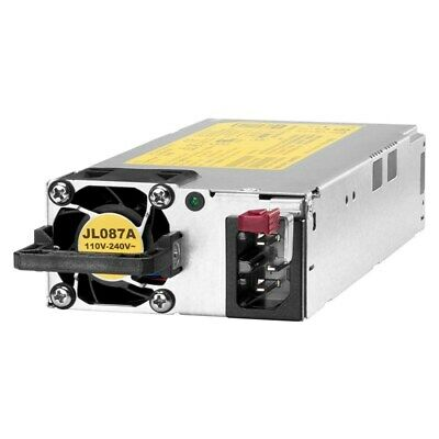 Hpe Jl087a X372 54vdc 1050w Power Supply For Poe 3810m/2930m