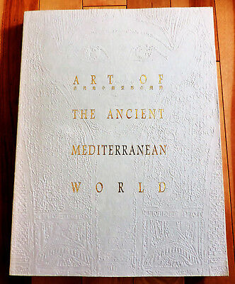 Enormous Gallery Collection of Ancient Greek, Egyptian, (& other Mediter'n) Art