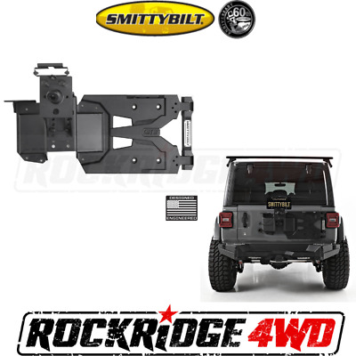 Mill Tech Offroad Heavy Duty Tire Carrier Hinge Pivot Assembly Jeep Tire Gate