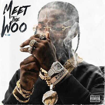 Pop Smoke | Meet The Woo #2 (CD Mixtape)