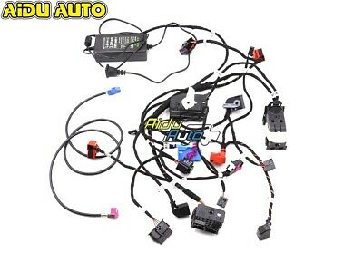 Radio PDC Module Cluster Test without Car Tools Work platform