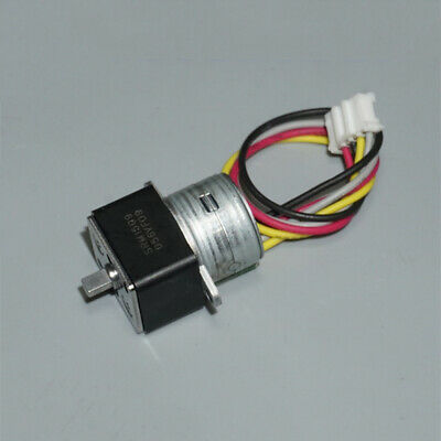 Mini 2-phase 4-wire Precision Full Metal Gearbox Gear Stepper Motor 18 Degree
