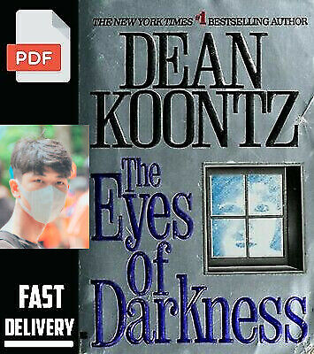 The Eyes of Darkness 1981✅ by Dean Koontz✅ PDF ✅ 5SEC