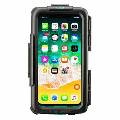 Custodia moto Apple IPHONE 11  + Tracolla + Sgancio Rapido