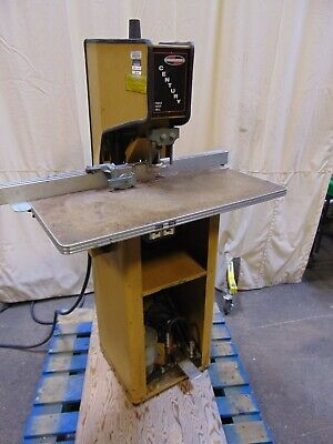 Challenge Century Electric Paper Drill With Hydraulic Up Down Press