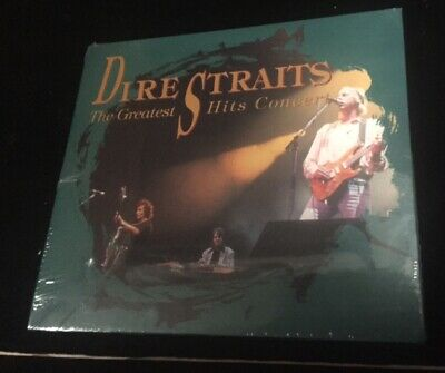 Dire Straits ‎– The Greatest Hits Concert - CD Digipack 8014224201022  - SEALED