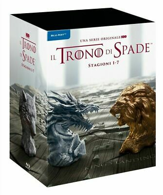 IL TRONO DI SPADE Stagioni 1-7 GAME OF THRONES Pack Serie TV (30 DVD BLU-RAY)