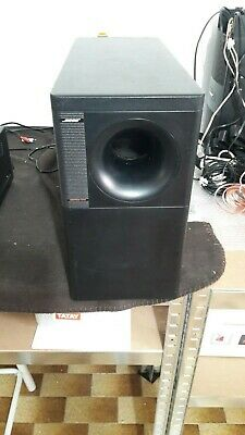 Subwoofer Bose Acoustimass 15 Av Sub Woofer Amplificato Home Theatre
