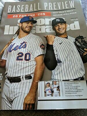 Sports Illustrated   Spring 2020  Baseball 2020 Preview