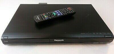 Panasonic DMR-EX773 160GB HDD DVD Recorder Freeview PVR with Remote Control
