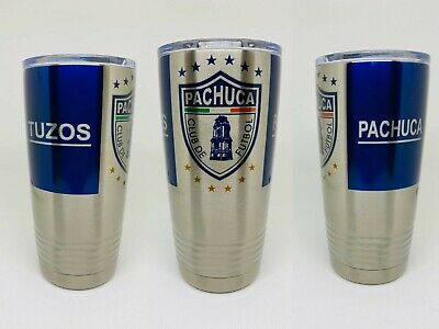 30oz Stainless Steel Tumbler Atletico San Luis Termo Cup Message me to add name