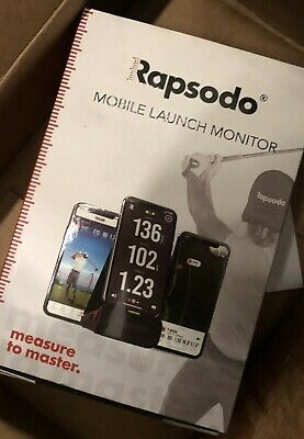 Rapsodo Mobile Launch Monitor for Golf