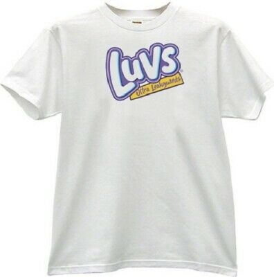 LUVS Ultra Leakguards Baby Diapers T-shirt