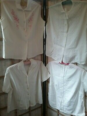 Vintage 1950 Blouse Lot