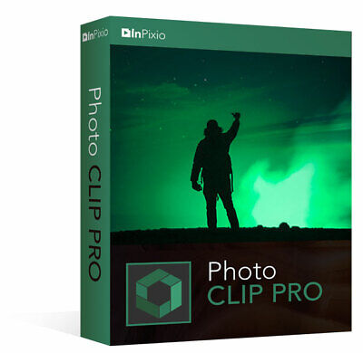 Avanquest inPixio Photo Clip 9 Pro ✅Versione completa✅Windows PC 🔑Digital...