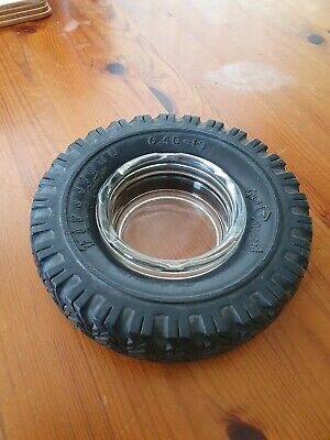 FIRESTONE TOWN & Country Tyre Ashtray