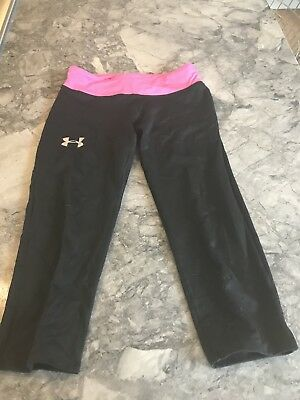 Under Armour Girls Cropped leggings