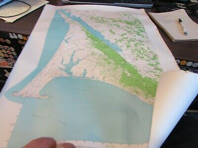 Point Reyes California   - Topographic Map U.s. Geological Survey 1964